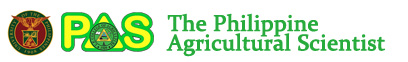 The Philippine Agricultural Scientist